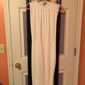 Dresses & Skirts - White Stretchy Pencil Dress